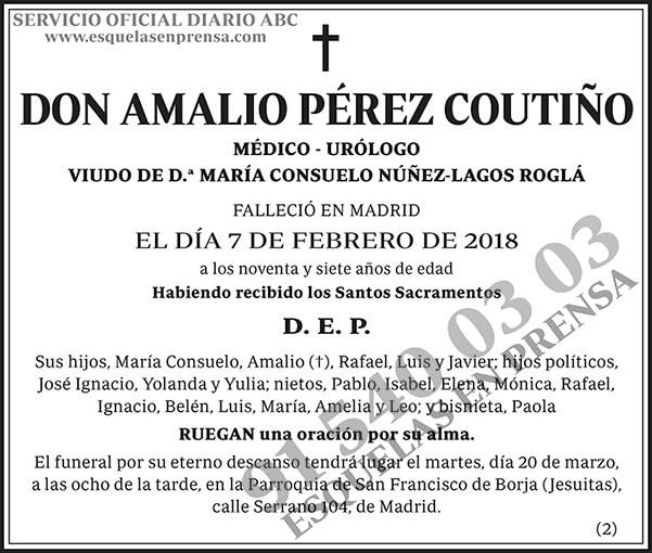 Amalio Pérez Coutiño
